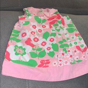 Gymboree Pink Floral Dress